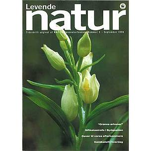 Levende Natur - September 1998